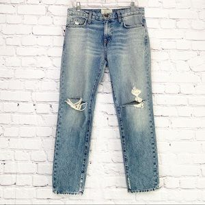 Current/Elliot   The Fling Pinyon Destroy Jeans